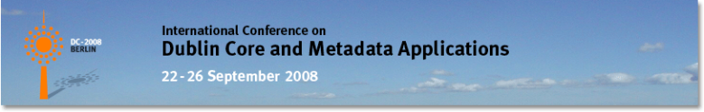 International Conference on Dublin Core and Metadata Applications
